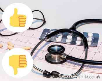 BEST and WORST GP surgeries in Thornbury and Yate - as rated by patients - South Cotswolds Gazette