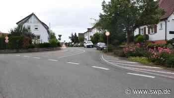 Radfahrer in Gaildorf: Autofahrer müssen sich noch an die neuen Schutzstreifen gewöhnen - SWP