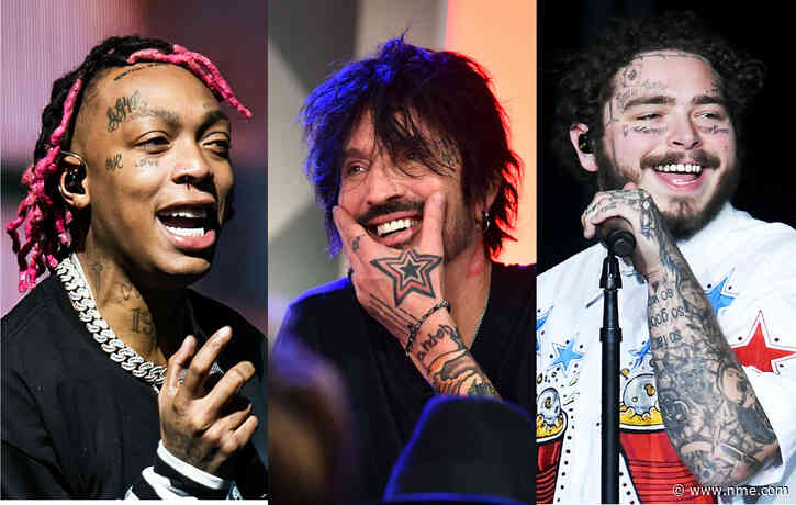 Hear Tommy Lee play drums on new version of Tyla Yaweh and Post Malone's 'Tommy Lee'