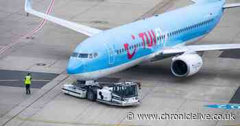 TUI offer free Covid cover as flights from Newcastle start