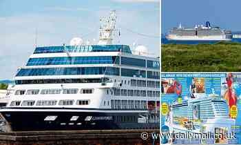 Cruise ship industry blasts 'vague' Foreign Office advice telling ALL tourists not to go on cruises