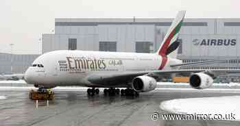 Emirates to slash '9,000 jobs' as it becomes latest airline hit by pandemic