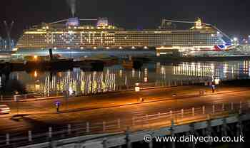 Cruise firm Carnival has made a third of its land-based staff redundant