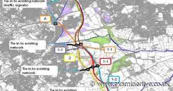 New £64m Bradford link road could cut through green belt