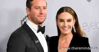 Armie Hammer and Elizabeth Chambers separate after 10 years - The Reminder