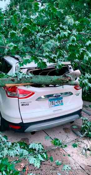 Authorities: 1 dead after tornadoes hit western Minnesota - The Reminder