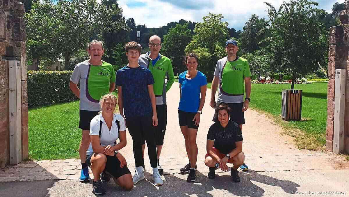 Wildberg: Laufteam Effringen sorgt für Ersatz - Wildberg - Schwarzwälder Bote