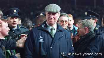 World Cup winner Jack Charlton dies aged 85