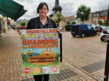 À Grandvilliers: c'est la braderie des commerçants ce samedi 11 juillet - Le Réveil de Neufchâtel
