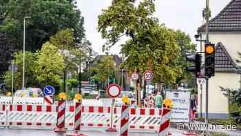 Dinslaken: Freigabe der Bergerstraße verzögert sich - NRZ