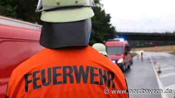 Auto gerät auf B2 Richtung Treuchtlingen in Brand - Nordbayern.de