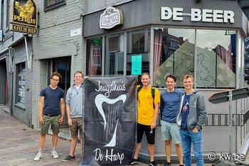 Jeugdcafé De Beer in Zwevegem zondag opnieuw open