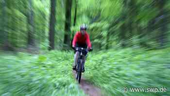 Mountainbiking in Ulm und Umgebung : Bekommt der Alb-Donau-Kreis offizielle Mountainbike-Strecken? - SWP
