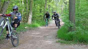 Illegale Mountainbike-Abfahrten sind ein Problem in Karlsruhe - BNN - Badische Neueste Nachrichten