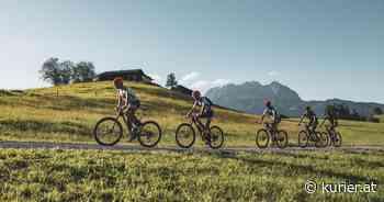 Helden der Schotterwege: Auf dem Mountainbike quer durch Österreich - KURIER