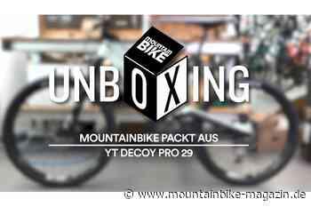 Neue Produkte ausgepackt und für dich gecheckt: Unboxing: MOUNTAINBIKE packt aus - MountainBIKE Magazin