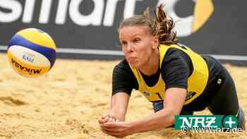 Stefanie Klatt ist für die DM am Timmendorfer Strand gesetzt - NRZ