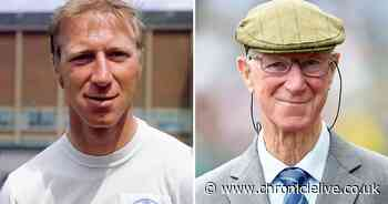 Tributes to 'true legend' World Cup winner Jack Charlton