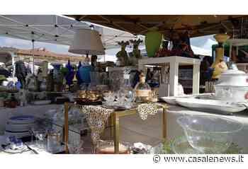 L'antiquariato di Casale Monferrato riparte con l'edizione di luglio - Casale News