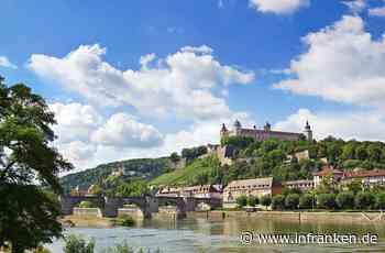 Würzburg: 17-Jähriger stürzt von Festung Marienberg acht Meter in die Tiefe