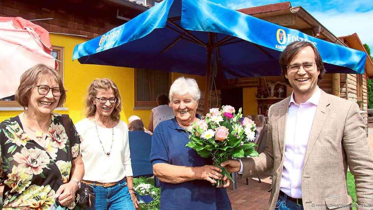 Wildberg - Mehr als 450 Kurse bei der VHS geleitet - Schwarzwälder Bote