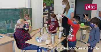 Ferienbetreuung in Bad Schwalbach: Aus Müll werden Charaktere - Wiesbadener Kurier