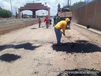 Obras en Fresnillo, Ojocaliente, Jalpa y Tlaltenango - Noticias - Express Zacatecas