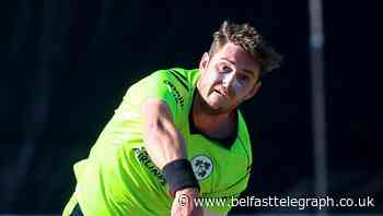 Fit-again Adair is named in Ireland's ODI squad for England tour