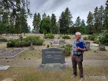 Kelowna cemetery tours shed light on city's famous and infamous characters - iNFOnews