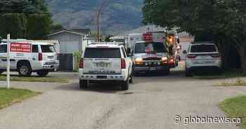 RCMP, B.C. Coroners Service investigating West Kelowna drowning - Globalnews.ca