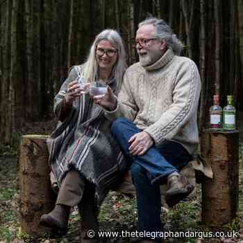 Bax Botanics distilled at couple's Yorkshire home