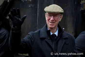Former England World Cup winner Jack Charlton dies at 85