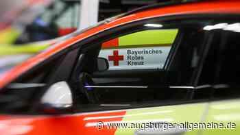 B13: Schwerer Verkehrsunfall mit zwei Toten - Augsburger Allgemeine