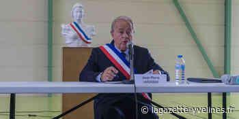 Jean-Pierre Laigneau officiellement installé - La Gazette en Yvelines