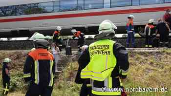 Neustadt an der Aisch: 400 Fahrgäste wegen Oberleitungsschaden evakuiert - Nordbayern.de