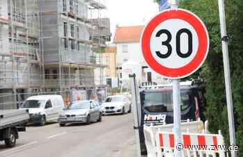 Landratsamt lehnt stationäre Geschwindigkeitsmessanlage an der Schwaikheimer Bismarckstraße ab - Schwaikheim - Zeitungsverlag Waiblingen
