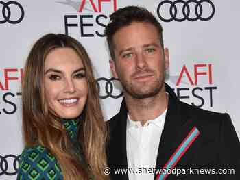 Armie Hammer and wife ending 10-year marriage - Sherwood Park News