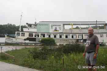 """Eigenaar zet Pannenkoekenboot te koop voor 200.000 euro: """"He... (Dessel) - Gazet van Antwerpen"""
