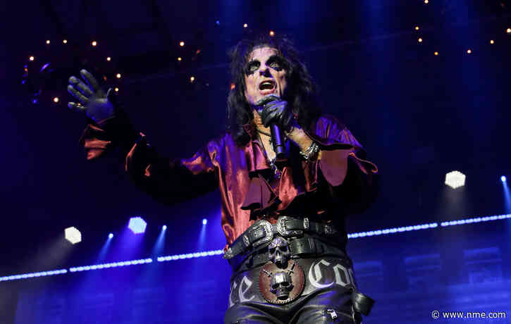"""Alice Cooper hails small independent venues: """"That's where your fanbase comes from"""""""