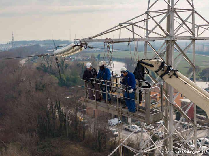 Terna, via alla razionalizzazione della rete elettrica tra Fusina e Malcontenta - Venetoeconomia
