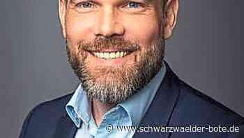 Rottweil: Wirtschaftsförderer wird Tourismuschef in Karlsruhe - Schwarzwälder Bote