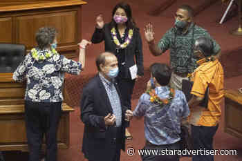 Unusual Hawaii legislative session ends, but much work remains at Capitol