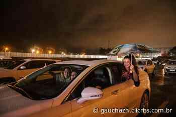 Drive-in segue com programação em Porto Alegre neste fim de semana, apesar da previsão de chuva - GaúchaZH