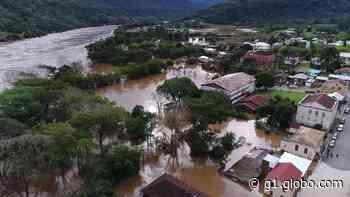 Enchente chega à Região Metropolitana de Porto Alegre e deixa moradores fora de casa em Eldorado do Sul - G1