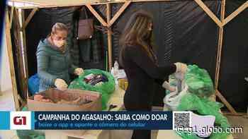 Campanha do Agasalho 2020 de Porto Alegre arrecada mais de 360 mil peças de roupas em 70 dias - G1