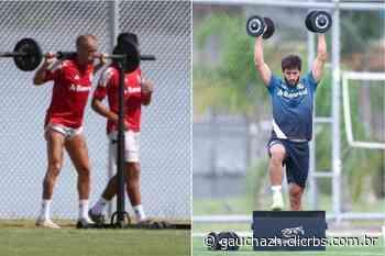 Prefeitura de Porto Alegre autoriza treinos coletivos para Grêmio, Inter e São José - GauchaZH