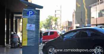 Mesmo após proibição, motoristas seguem estacionando na Área Azul em Porto Alegre - Jornal Correio do Povo