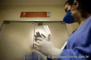 Internações por coronavírus em UTIs de Porto Alegre rompem barreira de 200 pacientes - GauchaZH