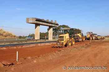 2ª etapa da obra do Trevo de Xapetuba, em Monte Alegre, é iniciada - Pontal Emfoco