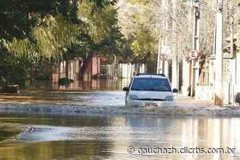 Defesa Civil de Porto Alegre emite alerta para inundação da região das ilhas - GauchaZH